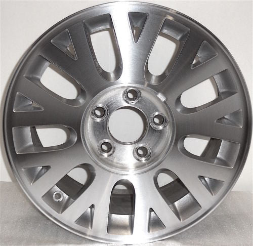 "2003-2005 Ford Crown Victoria Mercury Grand Marquis 16"" Wheel Machined Rim 3497B"