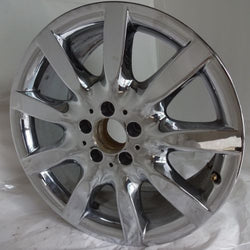 "2007-2008 Mercedes S550 S600 18"" Wheel Factory OEM Chrome Silver Rim 65465"