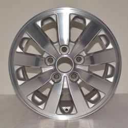 "2008-2010 Honda Odyssey 16"" Wheel Factory OEM Machined Aluminum Alloy Rim 63985"