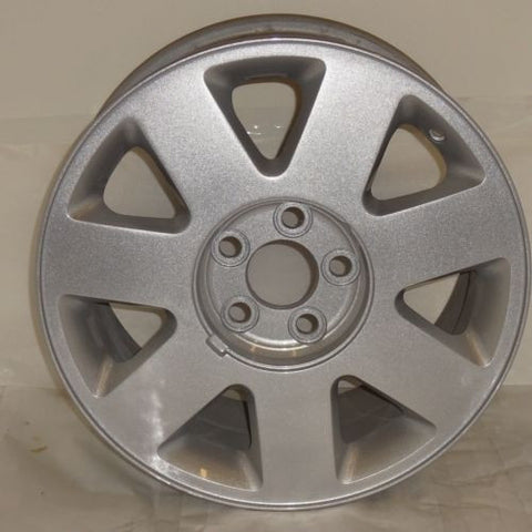 "2003-2005 Lincoln LS 16"" Wheel Factory OEM Aluminum Alloy Silver Rim 3512 3512A"