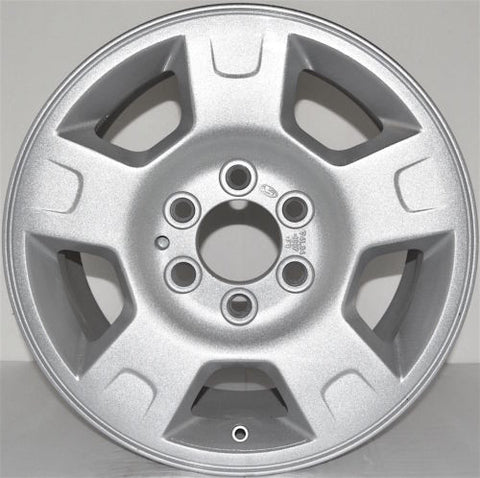 "2004-2008 Ford F150 17"" Wheel OEM Factory Aluminum Alloy Silver Rim 3553"