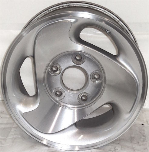 "1998-2001 Dodge Ram 1500 16"" Wheel Factory OEM Aluminum Alloy Rim 2104 2104B"