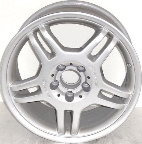 "2002-2004 Mercedes SLK C-Class 17"" Wheel Factory OEM Aluminum Alloy Rim 65262"