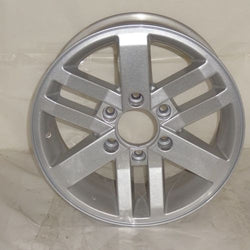 "2002-2004 Isuzu Axiom 17"" Wheel Factory OEM Aluminum Alloy Silver Rim 64237 A"