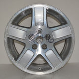 "2006-2007 Dodge Charger 17"" Wheel Factory OEM Aluminum Alloy Silver Rim 2246 A+"