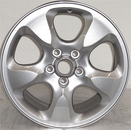 "2000-2003 Jaguar S-Type 16"" Wheel Factory OEM Aluminum Alloy Silver Rim 59703"