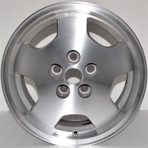 "1997-1998 Jeep Grand Cherokee 16"" Wheel Factory OEM Machined Aluminum Rim 9017"