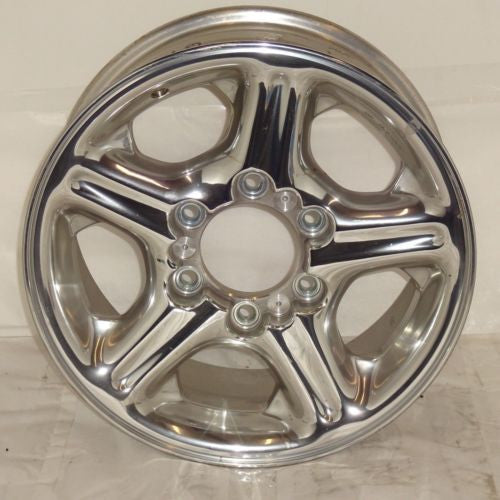 "1998-2002 Isuzu Trooper Vehicross 16"" Wheel Factory OEM Aluminum Alloy Rim 64227"