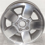 "2001-2002  Jeep Grand Cherokee 17"" Wheel Factory OEM Aluminum Alloy Rim 9035"