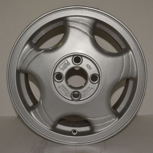 "1995-1998 Mercury Mystique 15"" Wheel Factory OEM Aluminum Alloy Silver Rim 3129"