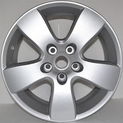 "2009-2012 Dodge Ram 1500  20"" Wheel Factory OEM Aluminum Alloy Silver Rim 2363"
