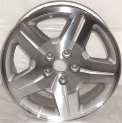 "2007-2009  Dodge Caliber 17"" Wheel Factory OEM Machined Aluminum Rim 2287 2287A"