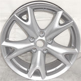 "2008-2012 Nissan Rogue 17"" Wheel OEM Factory Aluminum Alloy Silver Rim 62500"