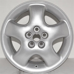 "2001-2002 Chrysler PT Cruiser 16"" Wheel OEM Factory Aluminum Silver Rim 2140B"