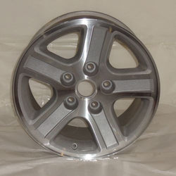"2006-2008 Dodge Ram 1500 17"" Wheel Factory Aluminum Alloy Silver OEM Rim 2265A"