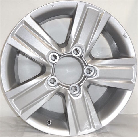 "2013-2015 Toyota Highlander 18"" Wheel Factory OEM Aluminum Alloy Rim 69618"