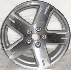 "2008-2010 Dodge Journey 19"" Wheel OEM Factory Machined Aluminum Alloy Rim 2373"