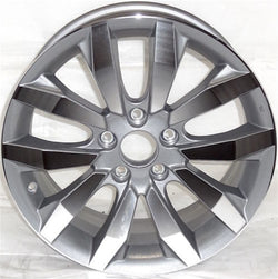 "2009-2015 Honda Civic  17"" Wheel OEM Factory Aluminum Alloy Rim 63996 Machined"