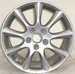 "2006-2008 Acura TSX 17"" Wheel OEM Factory Aluminum Alloy Silver Rim 71750A"