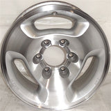 "1997-2001 Infiniti QX4 16"" Wheel OEM Factory Machined Aluminum Alloy Rim 73649"