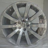 "2007-2012 Jaguar XF XJ XK 19"" Wheel Rear Factory OEM Aluminum Alloy Rim 59816"