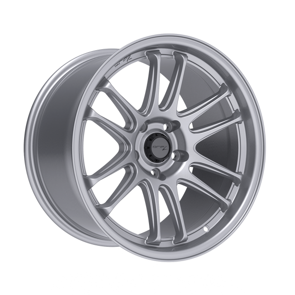 Drifz 309A N2O 17X8 Satin Anthracite Wheels 5X120 Bolt Pattern