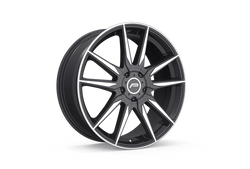 Pacer 790MB Insight 20X8.5 Gloss Black with Mirror Machined Accents Wheels 5X108 / 5X4.50 Bolt Pattern