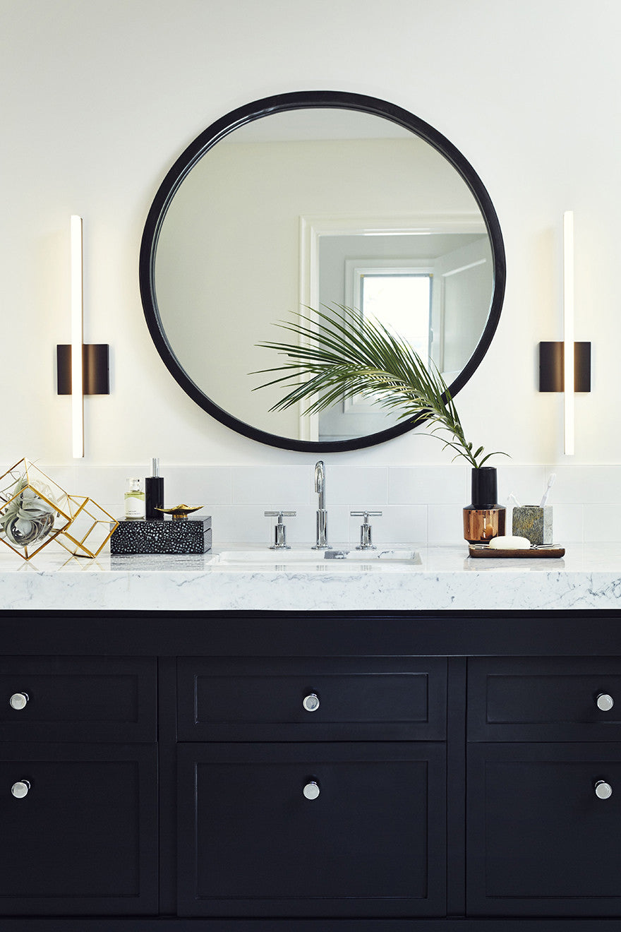 Vanity project. Interior Design by Consort. Photo: Christopher Patey