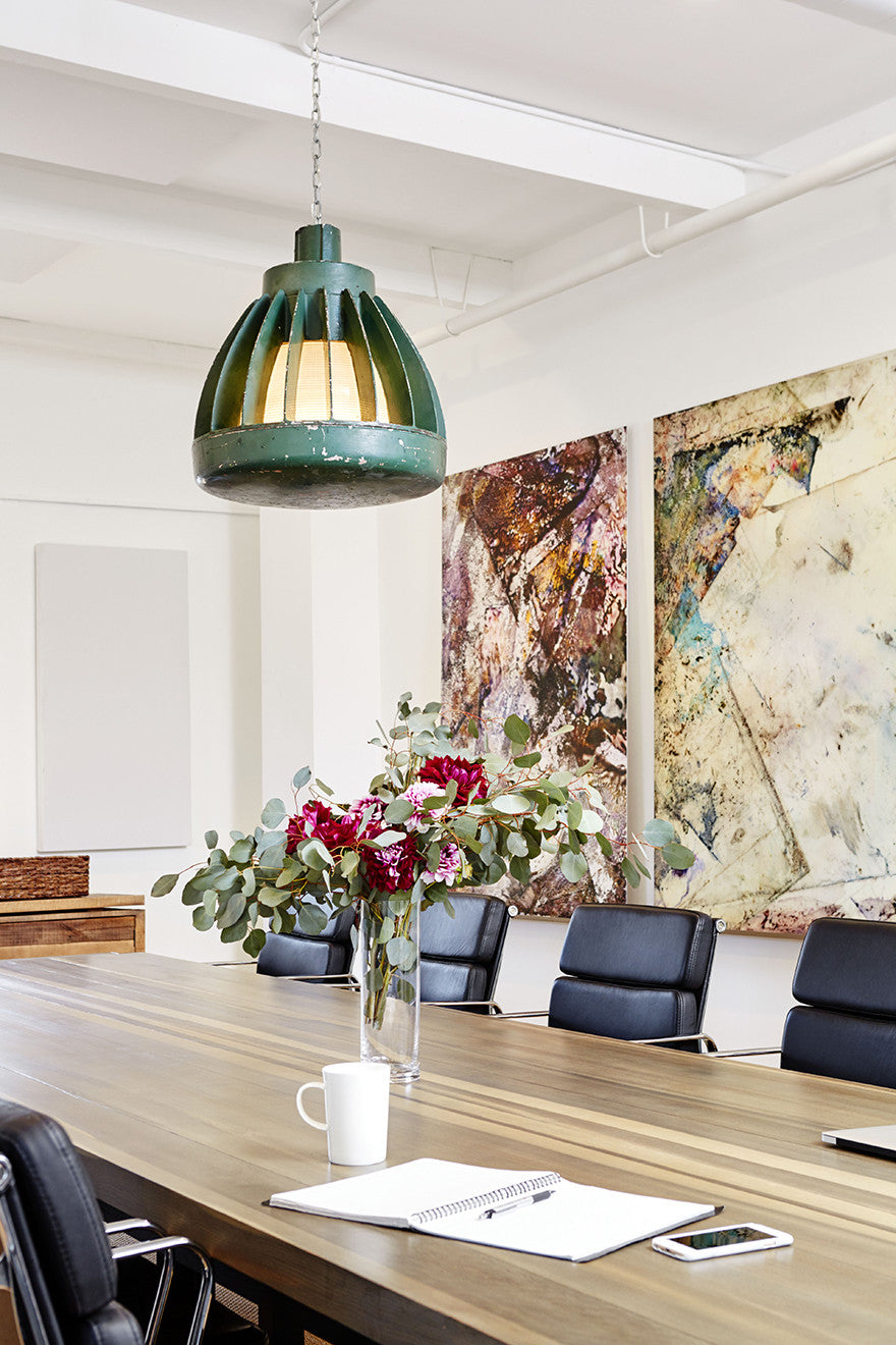 Bored with your board room? Take notes from us.Interior Design by Consort. Photo: Christopher Patey