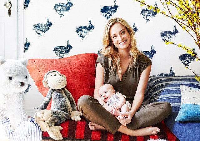 Cute overload in this nursery!Interior Design by Consort. Photo: Christopher Patey