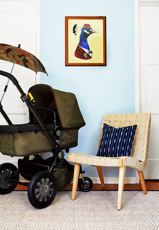 Mary Poppins wants this nursery.Interior Design by Consort. Photo: Christopher Patey