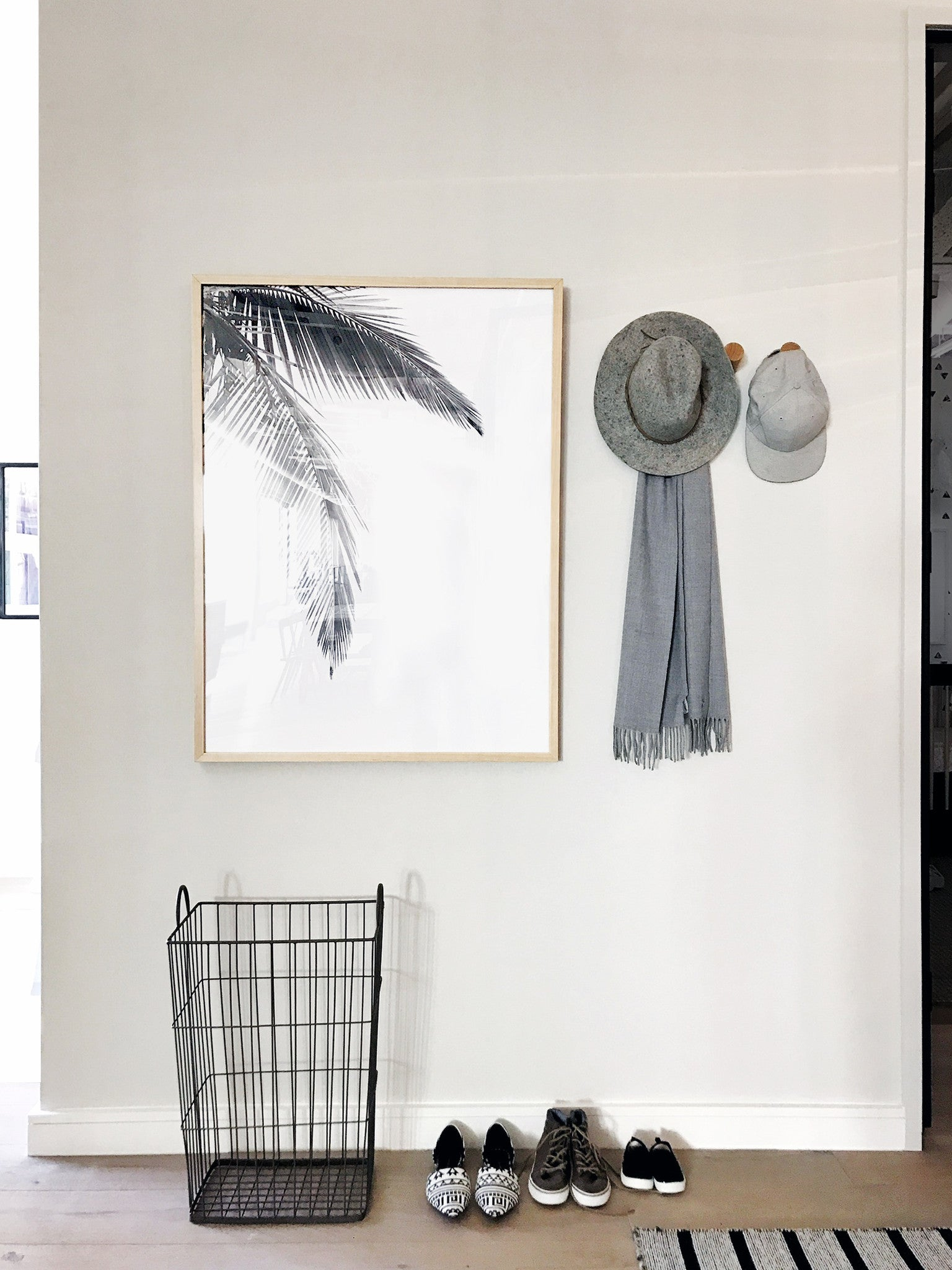 A happy place to hang your hat.