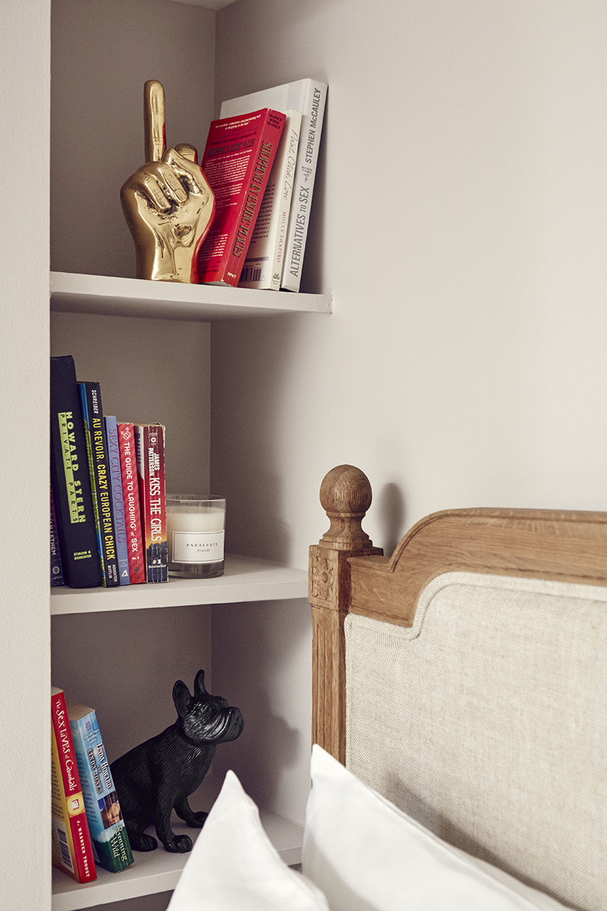Bedside manners.Interior Design by Consort. Photo: Christopher Patey