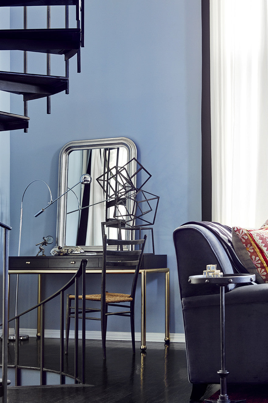 Staircase wit.Interior Design by Consort. Photo: Christopher Patey