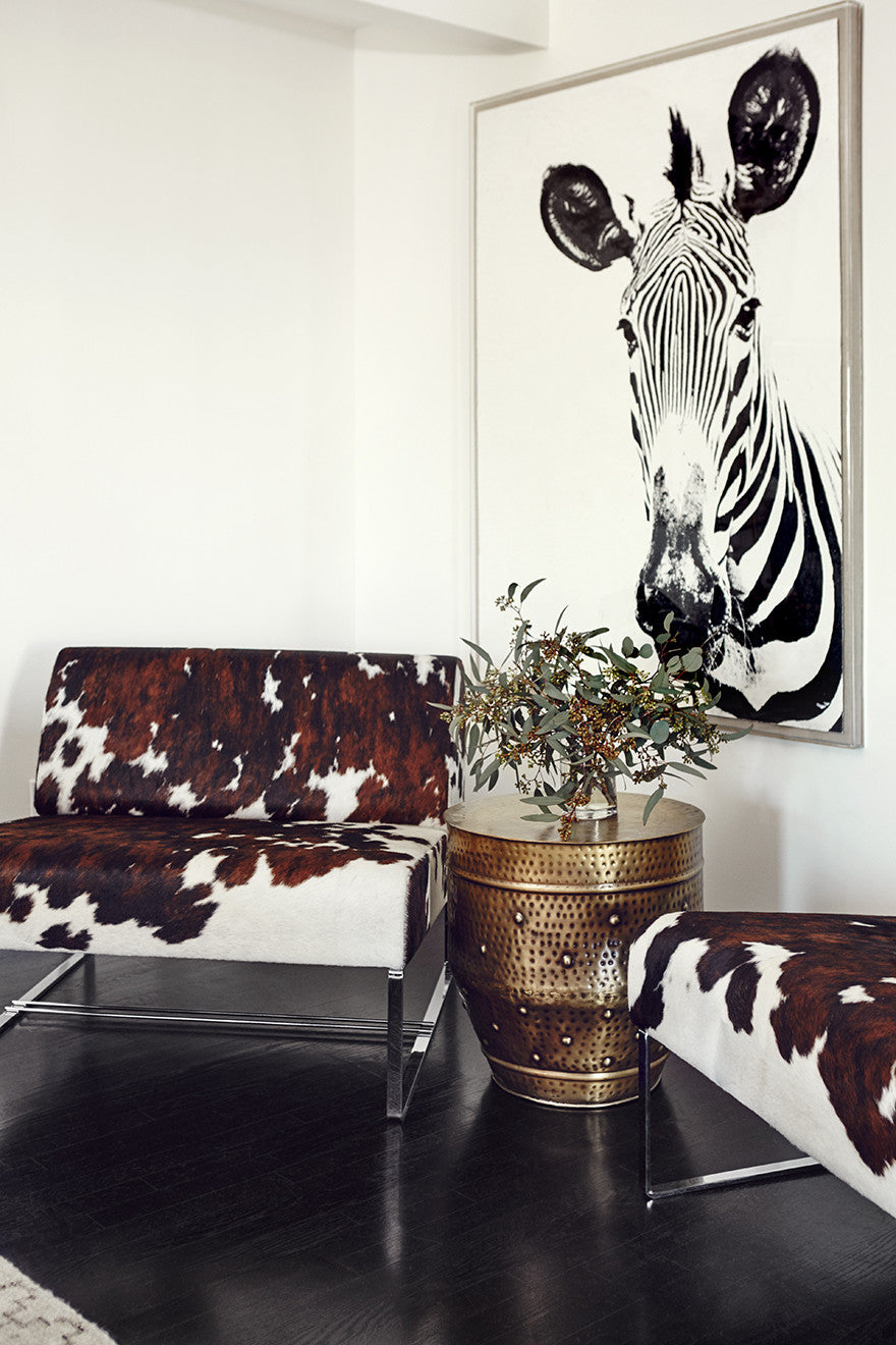 Welcome to the jungle!Interior Design by Consort. Photo: Christopher Patey