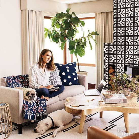 Dog approved.Interior Design by Consort. Photo: Justin Coit