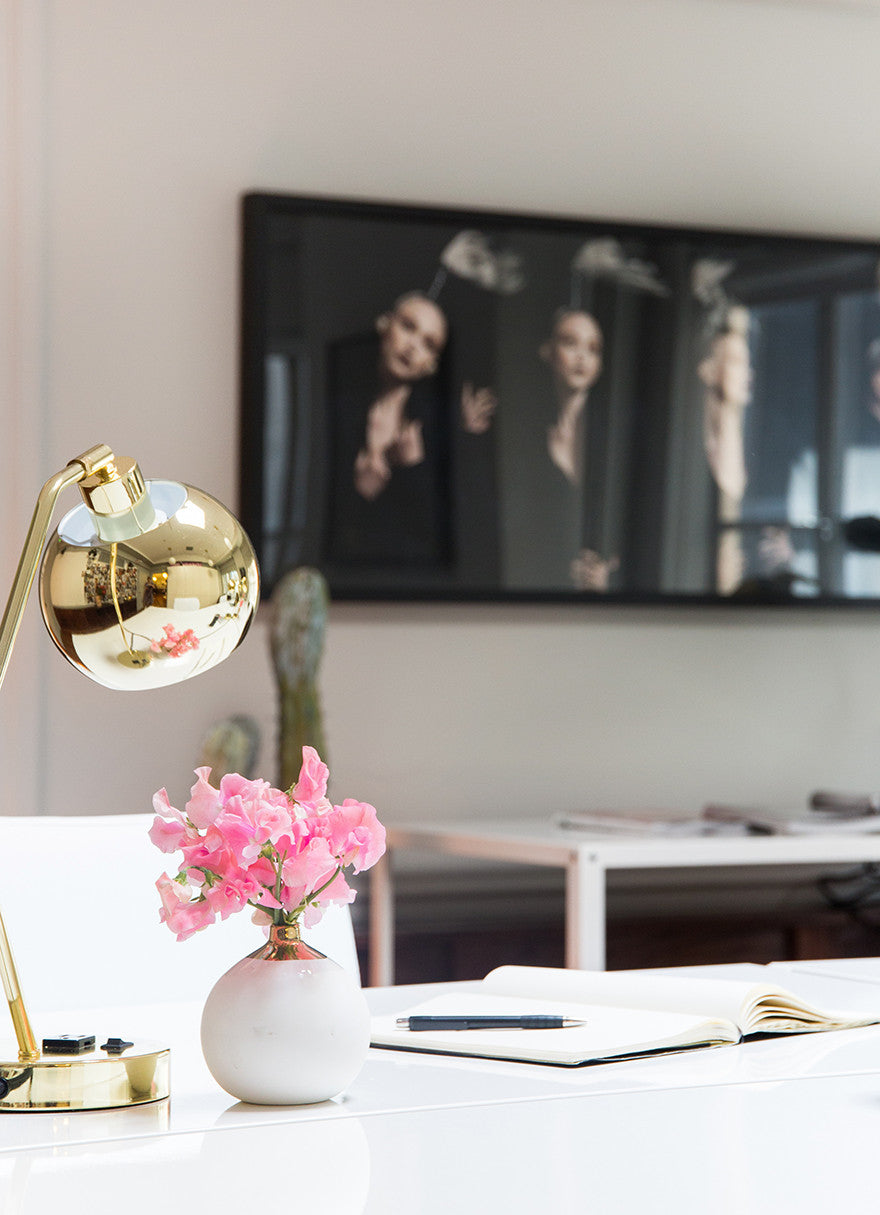 Under the microscope. Interior Design by Consort. Photo: Tessa Neustadt