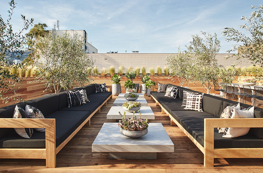 Shout it from the rooftop.Interior Design by Consort. Photo: Sam Frost