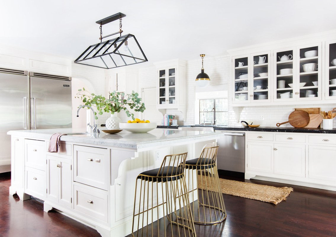 Kitchen island in the sun.