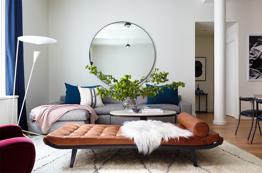 Layered to perfection. Interior Design by Consort. Photo: Reid Rolls