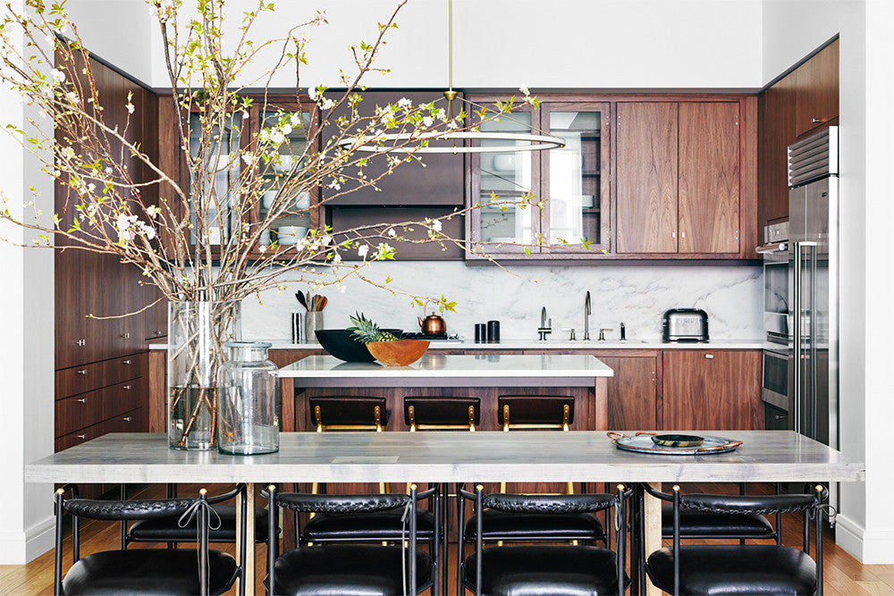 Branching out.     Interior Design by Consort. Photo: Reid Rolls