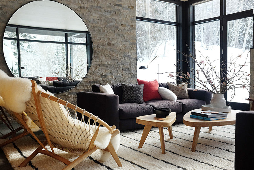 Let's hit the slopes.Interior Design by Consort. Photo: Mat Sanders