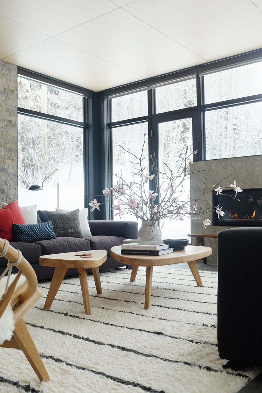 Let it snow.Interior Design by Consort. Photo: Mat Sanders