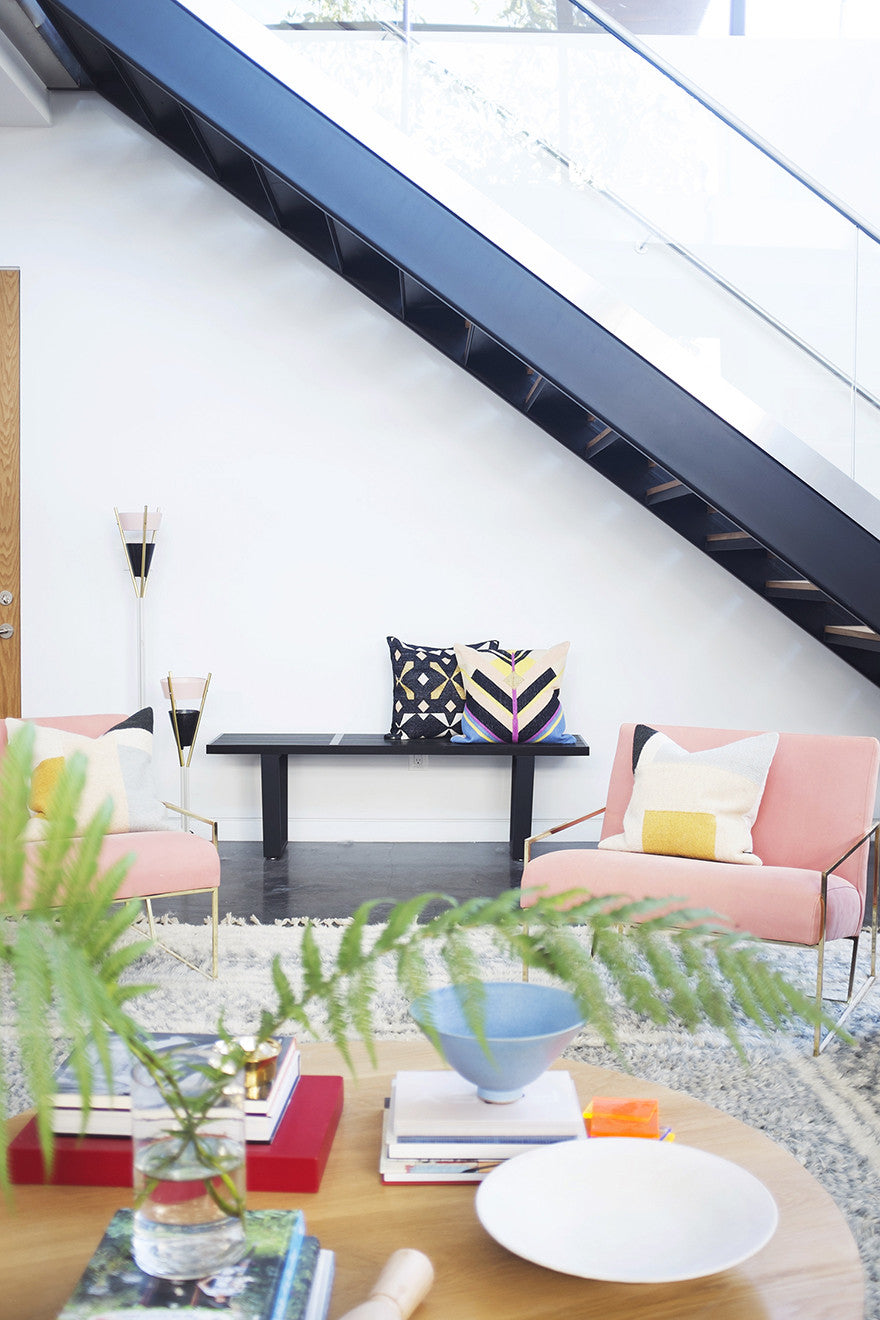Casual chic at the beach.Interior Design by Consort. Photo: Mat Sanders