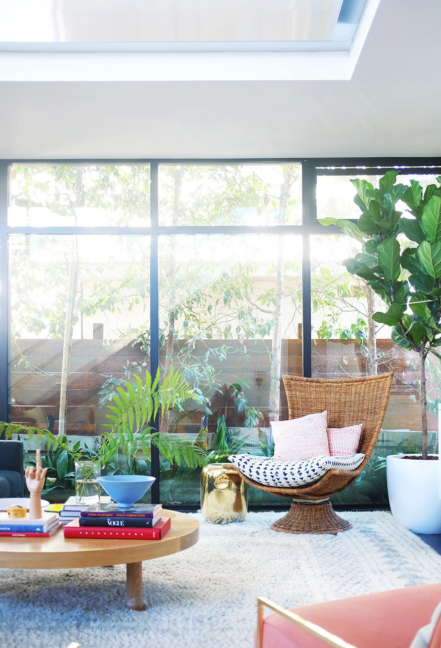 Casual cool California style.Interior Design by Consort. Photo: Mat Sanders