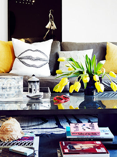 How To: Give Your Coffee Table the Consort Edge