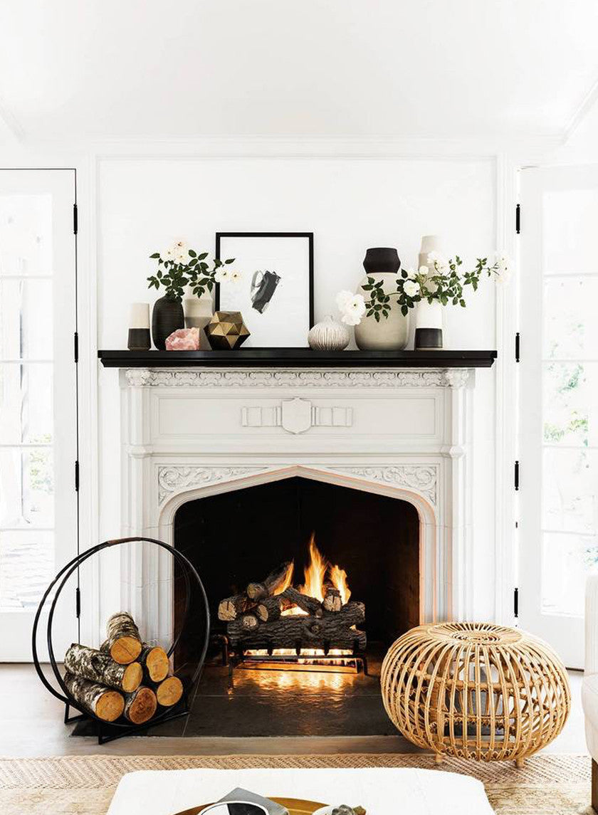 Fire It Up: 7 Accessories to Give Your Fireplace a Facelift