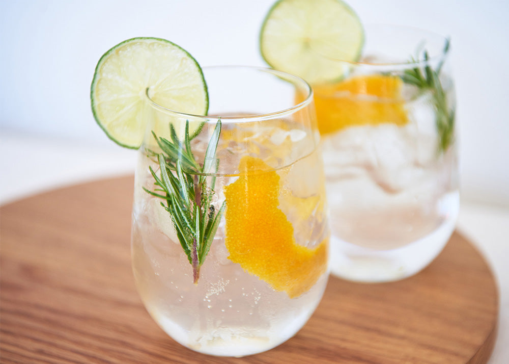 Consort Cocktails with Gin Mare: A Spanish Style Gin & Tonic