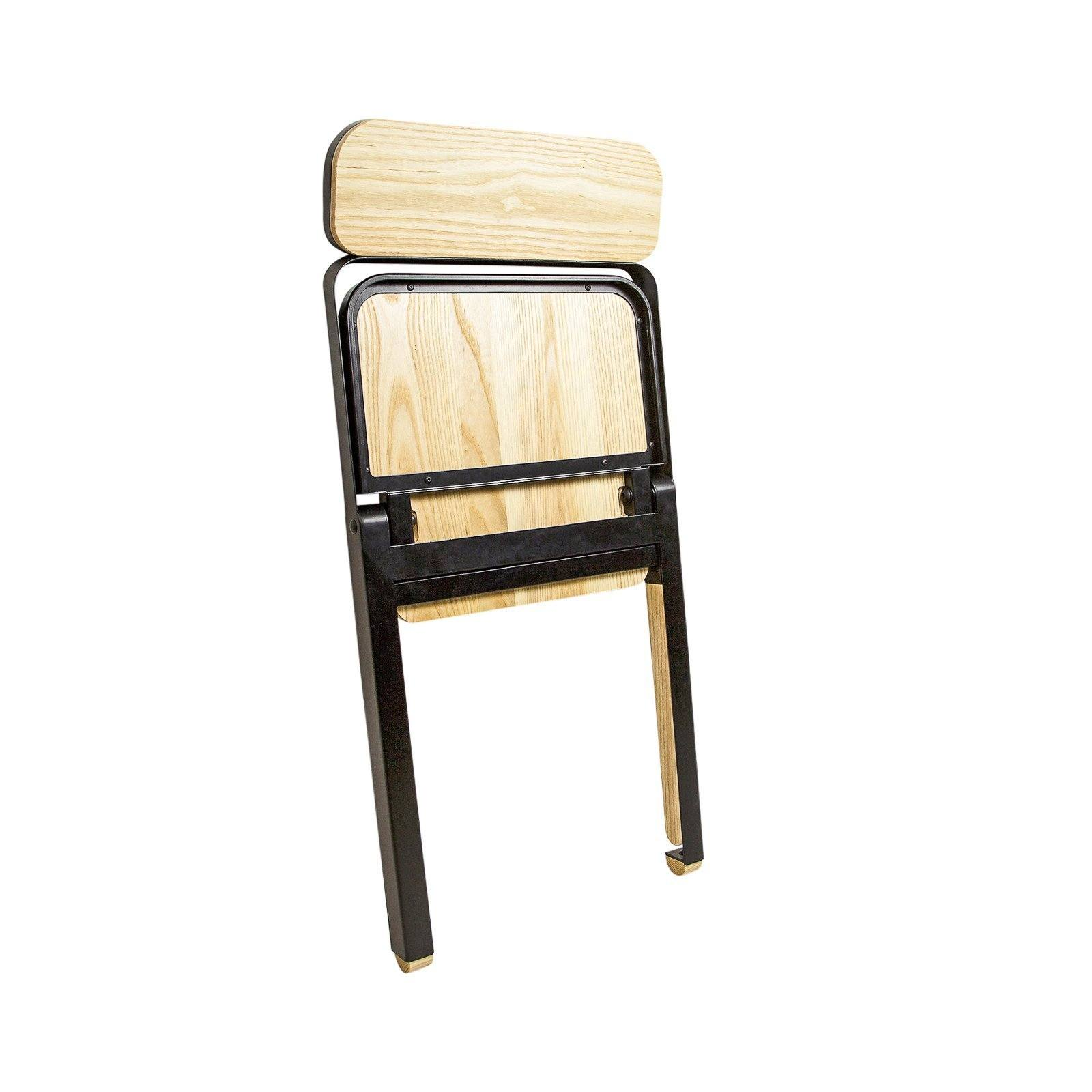 wood white chair padded s products chairs folding peter fixins party