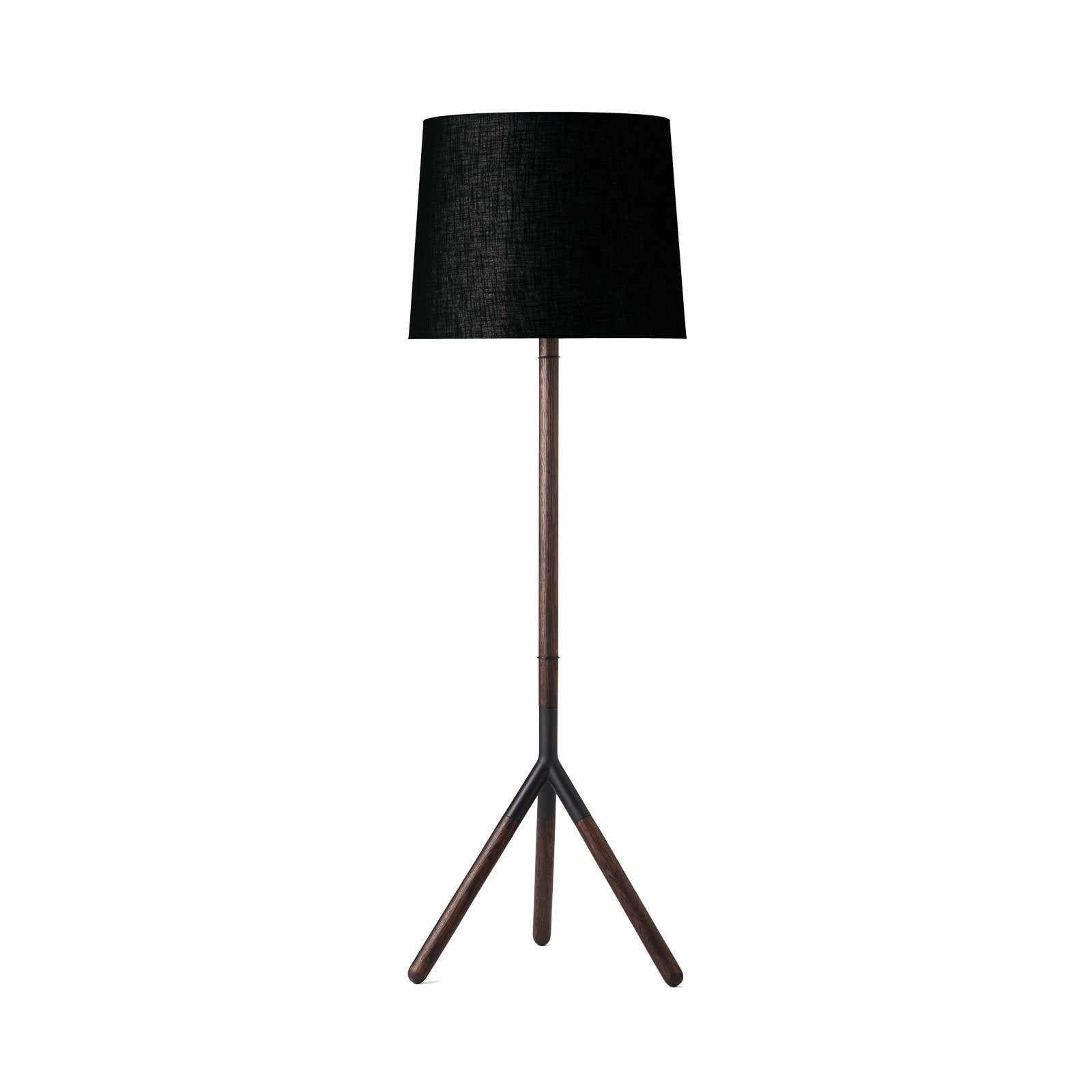 Lathe floor lamp in sirka gray lighting floor lamp lathe floor lamp in sirka gray aloadofball Gallery